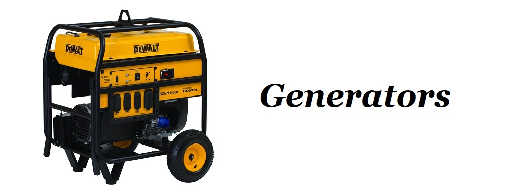 Lease to Own Generator