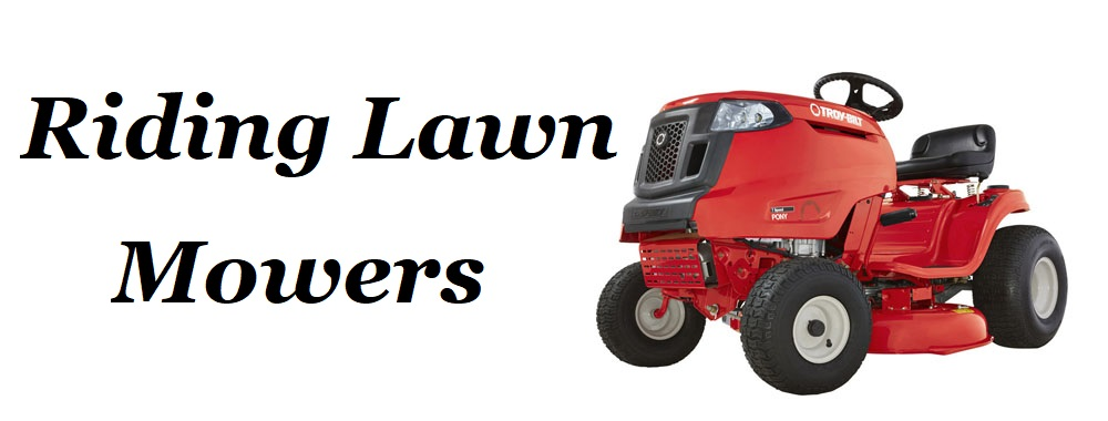 Used Riding Lawn Mower